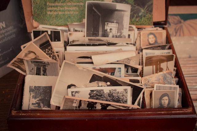 Siivoa vanhat valokuvat viimeiseksi