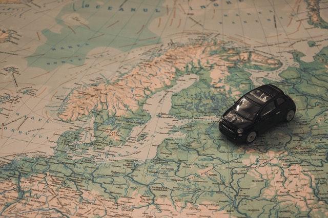 Matka-ajat Tampereelle eri puolelta Suomea