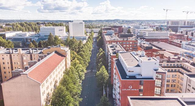 Tampere sähkösopimus kerrostaloon