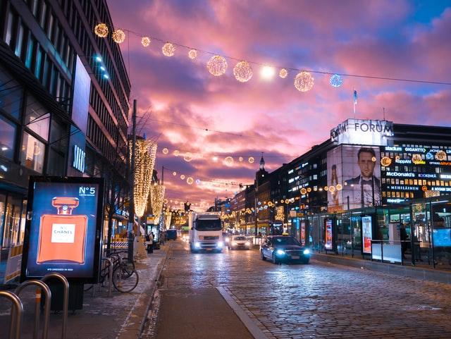 Sähkösopimus Helsinkiin heti netissä