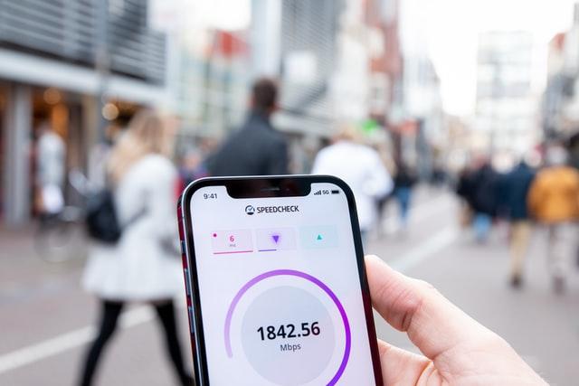 5G mobiililaajakaista on nopein