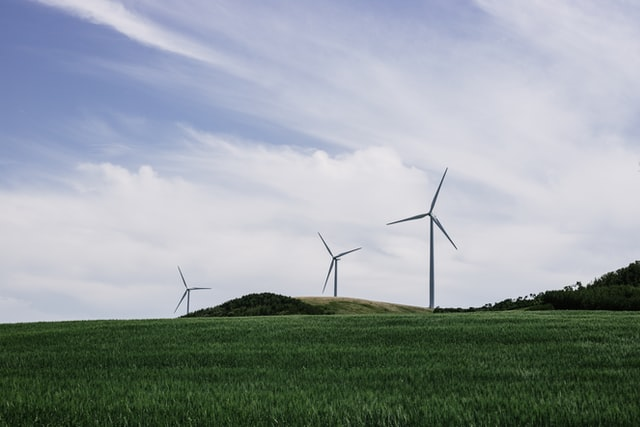 Tuulivoima uusiutuva eneriga